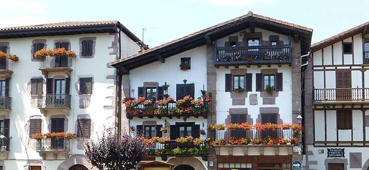 Location maison de charme pays basque espagnol ventana blog - Chambres d hotes de charme pays basque ...